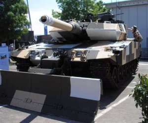 Leopard 2PSO