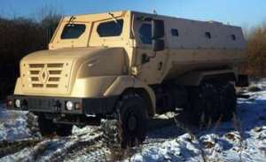 Sherpa Medium MRAP