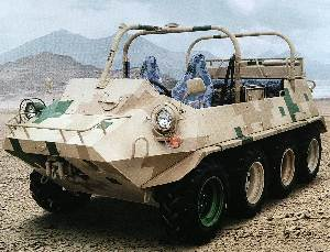 CS/VP4 ATV